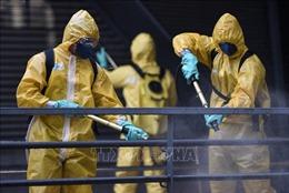 Ghi nhận trên 28.300 ca mắc COVID-19, các bệnh viện Brazil bên bờ vực 'sụp đổ'