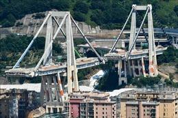 Cầu Morandi ở Italy 'hồi sinh'sau gần 2 năm xảy ra thảm họa