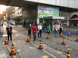 Khắc phục rủi ro lây nhiễm COVID, Công ty Pouyuen Việt Nam tiếp tục hoạt động