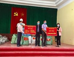 Người dân đang cách ly tại thôn Đông Cứu đồng lòng, quyết tâm chống dịch