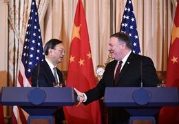 Quan chức ngoại giao Trung Quốc và Mỹ điện đàm về dịch COVID-19