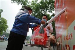 Phó Chủ tịch nước gửi thư khen anh Hoàng Tuấn Anh với sáng chế 'ATM gạo'