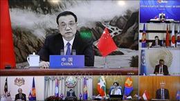 Thủ tướng Trung Quốc nêu bật sự cần thiết tăng cường nỗ lực chung để sớm chiến thắng đại dịch COVID-19