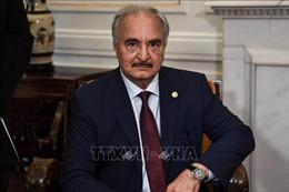Libya: Tướng Haftar tuyên bố điều hành đất nước
