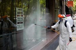 Mexico tăng cường các biện pháp phòng chống dịch