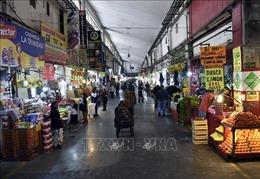 Kinh tế Mexico suy giảm 2,4% trong quý I