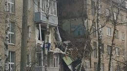 Nổ khí ga tại khu chung cư, ít nhất 5 người bị thương vong