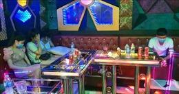 Liên tiếp phát hiện hàng chục thanh niên tụ tập sử dụng ma túy trong quán karaoke