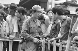 Nhà báo Đinh Quang Thành và những khoảnh khắc lịch sử năm 1975