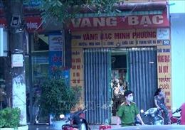 Khởi tố điều tra vụ Chi cục trưởng thi hành án dân sự Thanh Hóa và chủ tiệm vàng chết bất thường