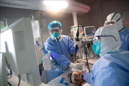 Trung Quốc ghi nhận 12 ca nhiễm mới virus SARS-CoV-2