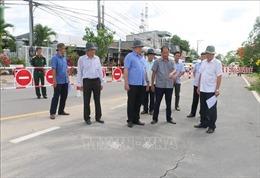 An Giang đề nghị Chính phủ cho phép chỉnh trị dòng chảy sông Hậu