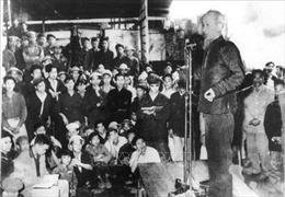 Tư tưởng Hồ Chí Minh luôn là kim chỉ nam soi đường cho tổ chức Công đoàn Việt Nam