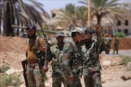 Tấn công nhằm vào tòa nhà chính phủ ở miền Nam Syria