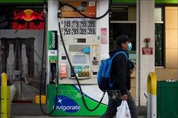 Giá dầu thế giới tăng đáng kể trong phiên 5/5
