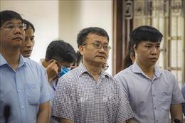 Vụ gian lận điểm thi tại Hòa Bình: 9 bị cáo nhận án tù giam, 6 bị cáo hưởng án treo