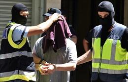 Tây Ban Nha bắt giữ một đối tượng ủng hộ IS lên kế hoạch khủng bố tại Barcelona