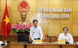Bộ LĐTBXH làm việc với tỉnh Lạng Sơn về thực hiện chính sách hỗ trợ người dân