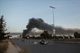 GNA phá hủy hệ thống phòng không của LNA ở phía Tây Nam Tripoli, Libya