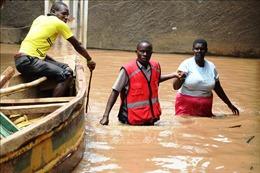 LHQ: Lũ lụt và lở đất ảnh hưởng đến 3,6 triệu người ở Đông Phi
