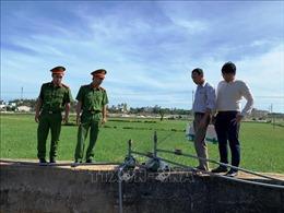 Huyện đảo Lý Sơn kiên quyết xử lý tình trạng khoan giếng trái phép