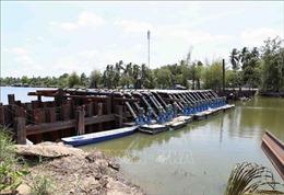 Xâm nhập mặn ở Đồng bằng sông Cửu Long có xu hướng tăng dần
