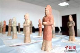 Phát hiện khu mộ thường dân triều Đường tại Trung Quốc