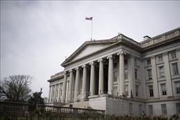 Mỹ thâm hụt ngân sách kỷ lục, gần 2.000 tỷ USD