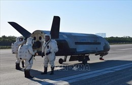 Mỹ phóng thiết bị bay không người lái X-37B vào quỹ đạo