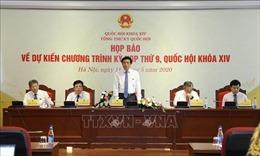 Tiếp tục đổi mới, cải tiến cách thức tổ chức kỳ họp Quốc hội