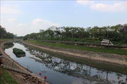 Đưa công nghệ hiện đại 'giải cứu' ô nhiễm sông Tô Lịch