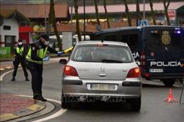 Tây Ban Nha hạn chế người nhập cảnh từ khu vực Schengen