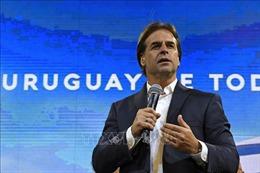 Tổng thống Uruguay tự cách ly sau khi tiếp xúc với người mắc COVID-19