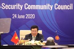 Việt Nam luôn cam kết tuân thủ Hiến chương, nỗ lực củng cố các cơ chế hợp tác đa phương