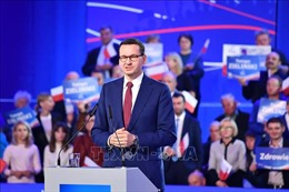 Ba Lan trấn an Đức về kế hoạch rút bớt quân của Mỹ
