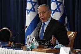 Israel tuyên bố 'sẵn sàng'đàm phán với Palestine