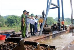 Tuyên Quang tăng cường quản lý khai thác cát, sỏi lòng sông