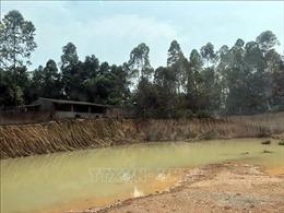 Biến tướng khai thác đất đồi ở Ba Vì (Hà Nội) - Bài cuối: Có dấu hiệu buông lỏng quản lý