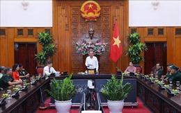 Phó Thủ tướng Trương Hòa Bình tiếp người có công tỉnh Nghệ An