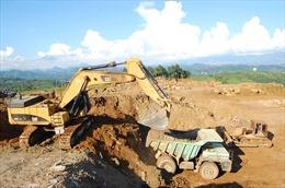 Chấn chỉnh hoạt động khai thác khoáng sản tại Lào Cai