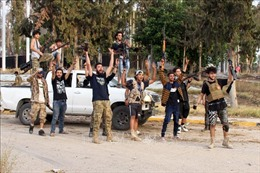 Ai Cập và Nga chia sẻ lập trường về cuộc khủng hoảng tại Libya