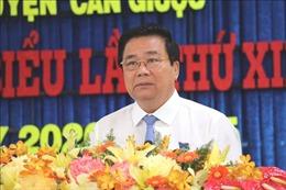 Long An: Đảng bộ huyện Cần Giuộc phấn đấu thực hiện một số chỉ tiêu quan trọng