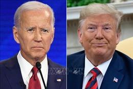 Kết quả thăm dò mới: Ứng cử viên Joe Biden gia tăng cách biệt với Tổng thống Donald Trump