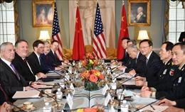 Tổng thống Mỹ cảnh báo có thể 'chia tay hoàn toàn'với Trung Quốc