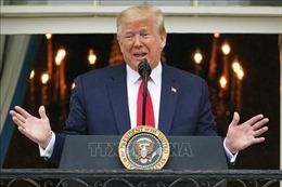 Tổng thống D.Trump chuyển địa điểm tổ chức đại hội của đảng Cộng hòa