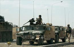 Tấn công rocket nhằm vào sân bay thủ đô Baghdad của Iraq
