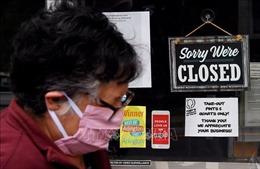 Chuyên gia y tế hàng đầu của Mỹ ủng hộ đóng cửa nền kinh tế để ngăn ngừa COVID-19