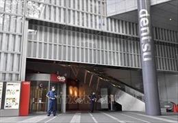 Chưa phát hiện vật khả nghi tại công ty quảng cáo ở Nhật Bản bị đe doạ đánh bom