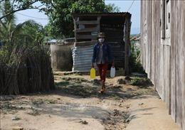 Phản hồi thông tin của TTXVN: UBND tỉnh Phú Yên chỉ đạo khắc phục thiếu nước sinh hoạt tại Ea Bar