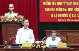 Quảng Bình quyết liệt thực hiện Chỉ thị số 35 của Bộ Chính trị